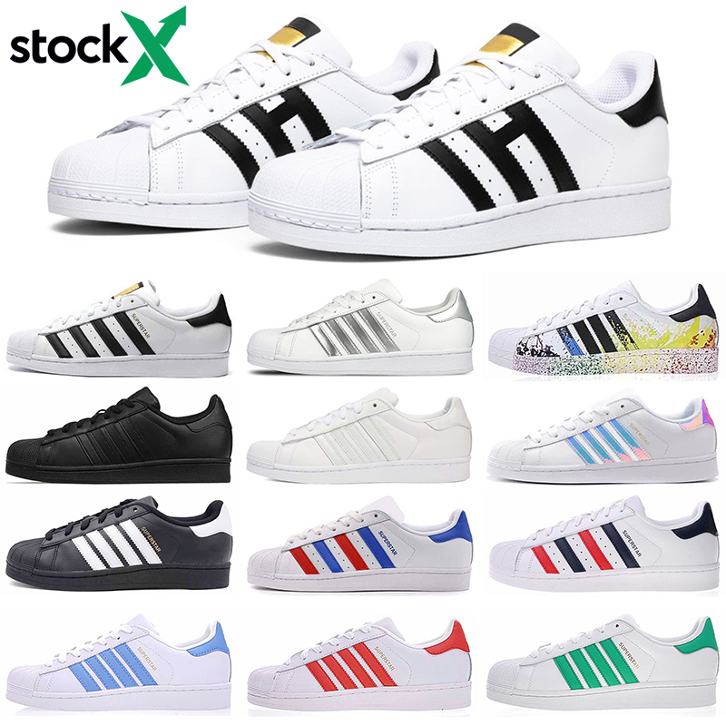 chaussure basket compensée sneakers marque adidas superstar