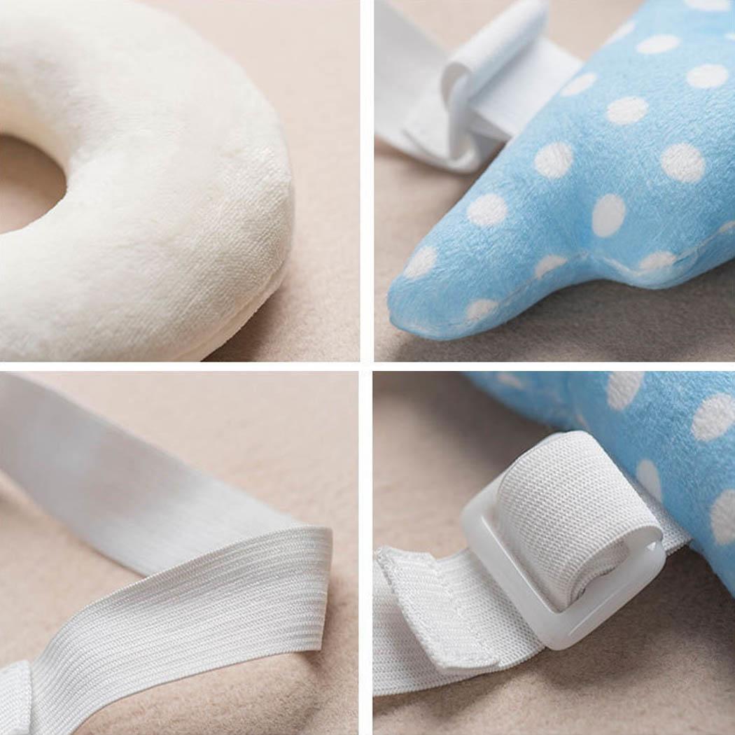 Mode Kleinkind Infant Cute Kissen Kopfschutz Pad Kissen Kopfstütze New Fashion Baby Kopfschutz Kissen