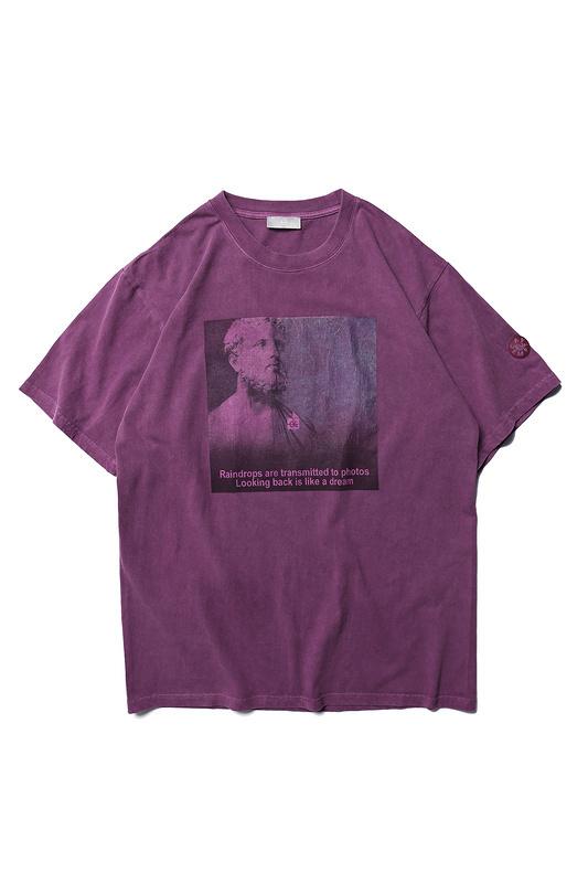 2019ss C.e Brand Designer Statue Printed Women Men T Shirts Tees Hiphop Streetwear Men Cotton Short Sleeve T Shirt Summer Style