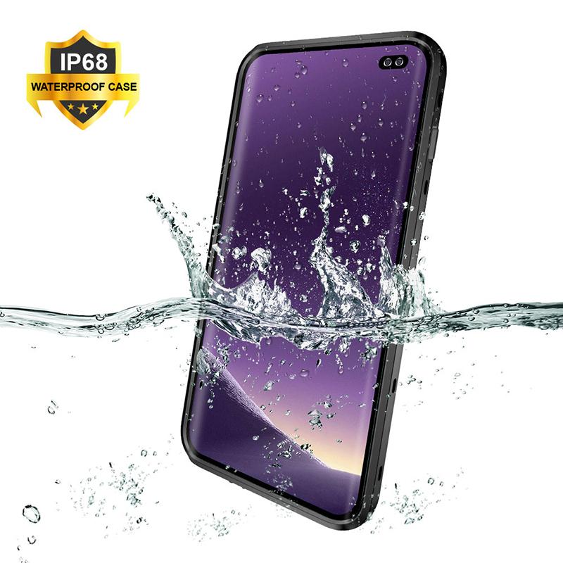 Ip68 Водонепроницаемый чехол для Samsung S10e S10 S9 S8 Plus Подводный дайвинг Водонепроницаемая крышка телефона Чехол для Samsung Galaxy Note 9 8 J190702