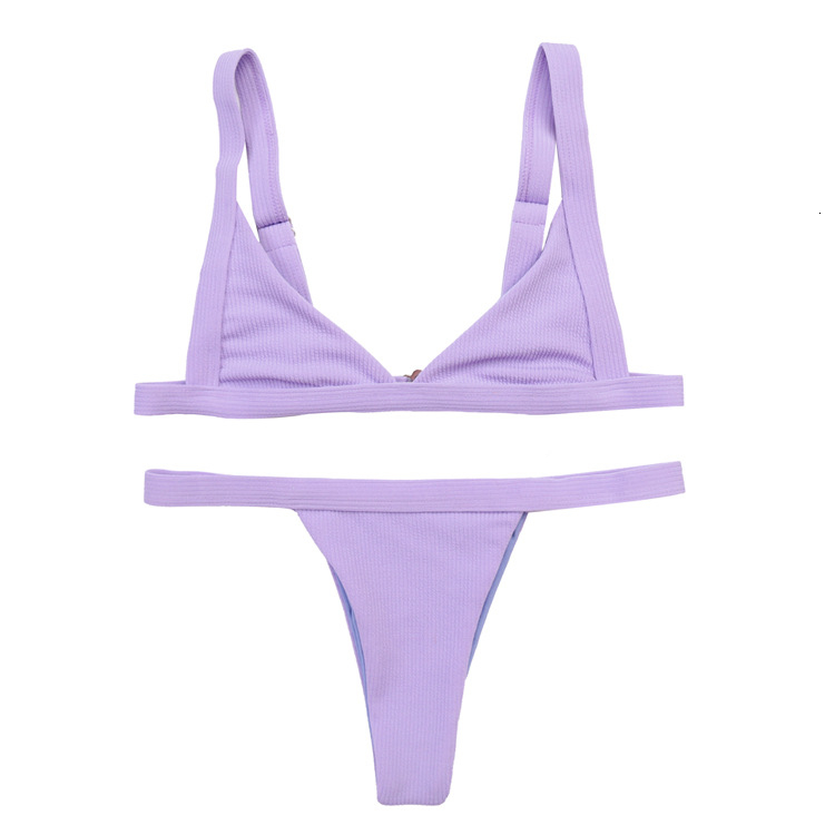 Mayo Kadınlar Mikro Bikini Bikini 2019 Mujer Mayo Kadınlar Yüzme Suit Set Vintage Beach Biquinis Feminino
