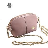 Famous brand designer genuine leather day clutches bags Women messenger bag mini shell handbag crossbody bag ladies shoulder bag