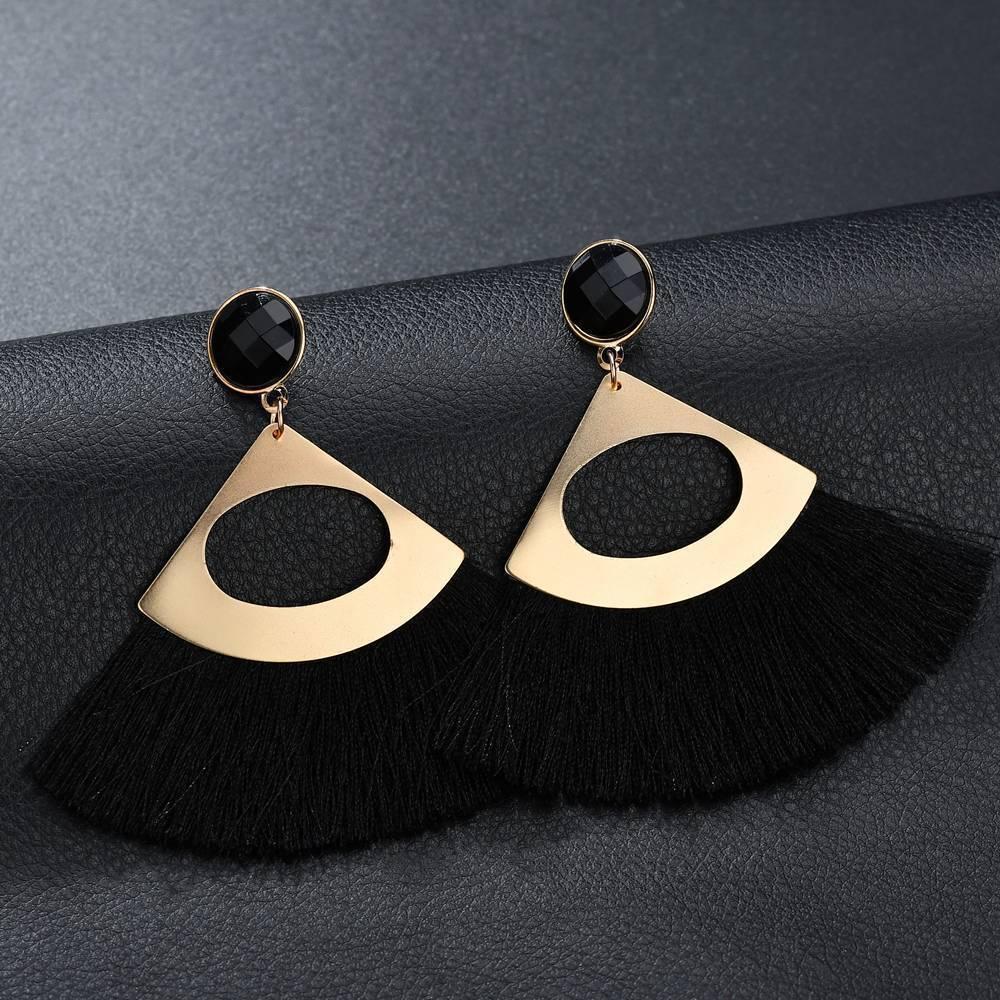 Fashion Nation Wind Vintage Charm European Hoop Earrings Jewelry Sets Fine Jewelry Women Bridal Wedding Earrings