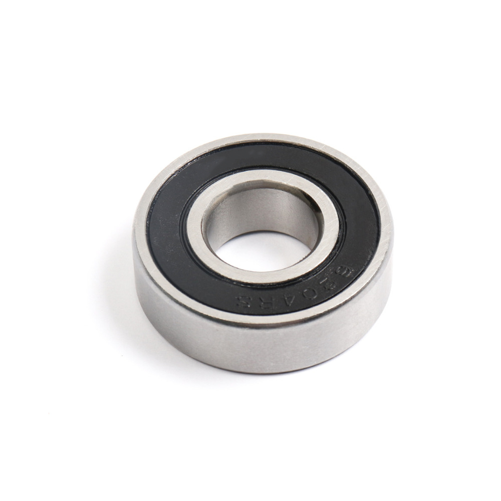 Flange Rubber Sealed Ball Bearings F624RS F624-2RS 4x13x5 mm BLACK 5 PCS