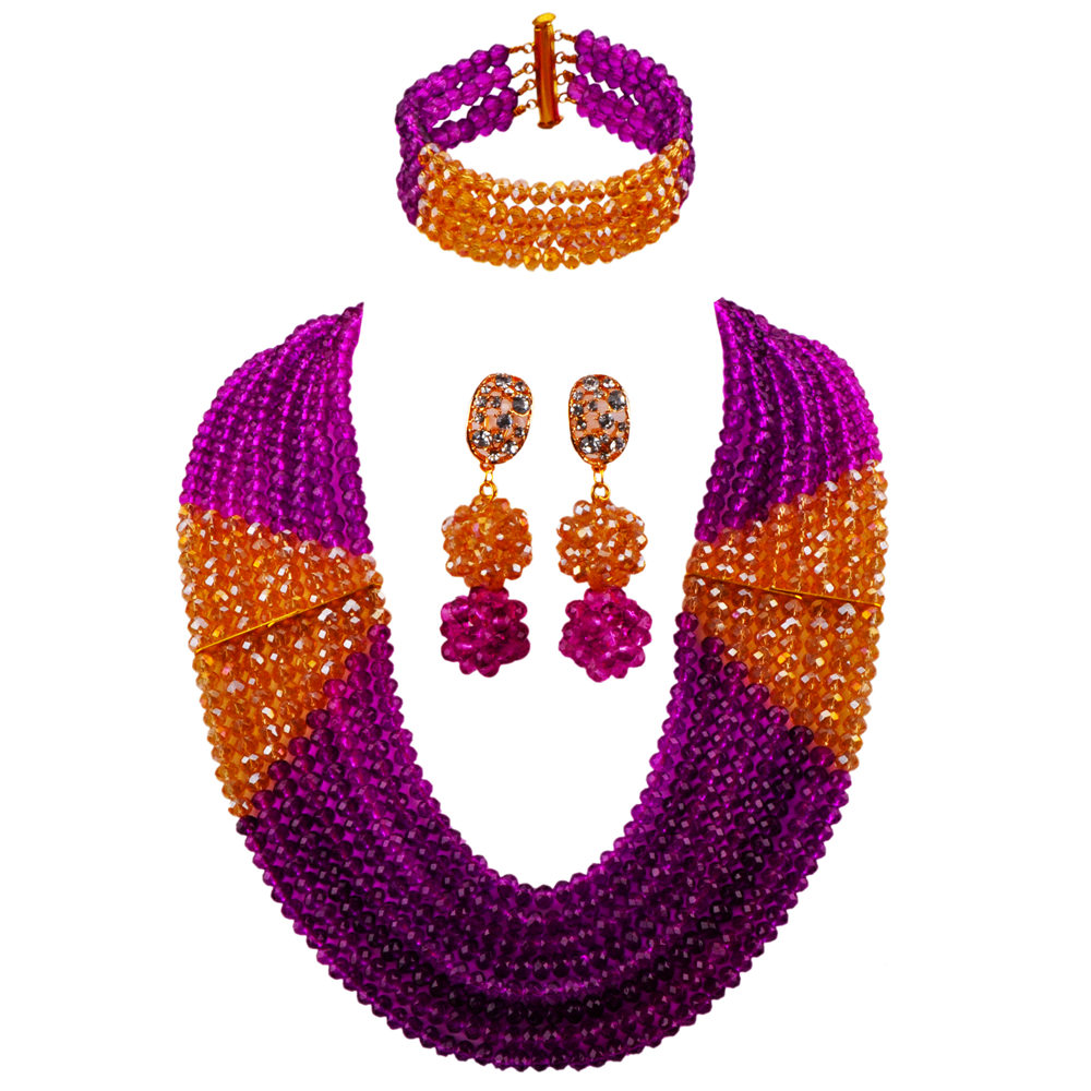 Purple Champagne Gold AB-01