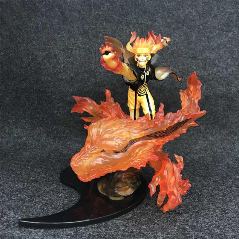 Anime Naruto Uzumaki Naruto Sasuke Hatake Kakashi Itachi Namikaze Minato Uchiha Madara Senju Hashirama Action Figure Model Toy