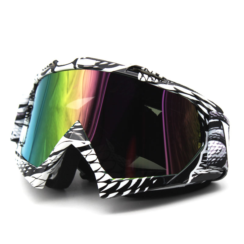 Man&Women Motocross Goggles Glasses MX Off Road Masque Helmets Goggles Ski Sport Gafas for Motorcycle Dirt Bike Racing Google