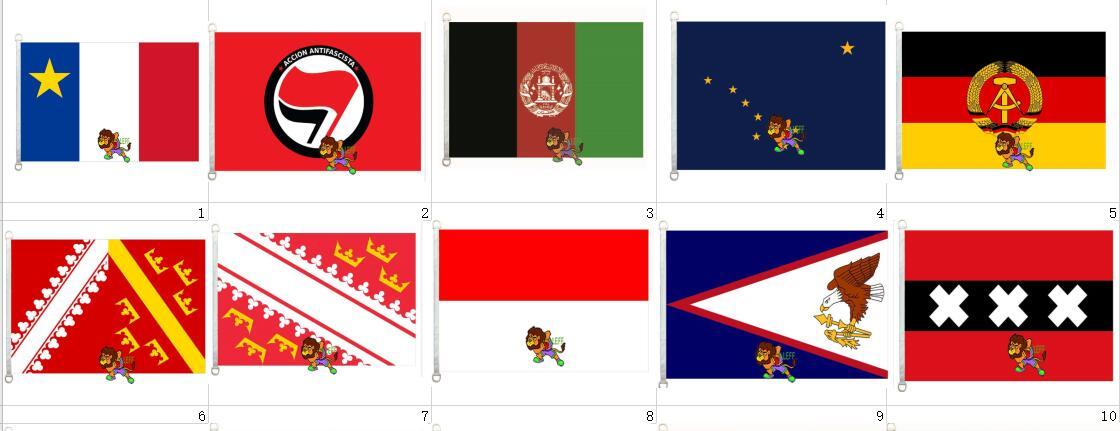 Nouveauté turkménistan drapeau pays national photo aimant de réfrigérateur