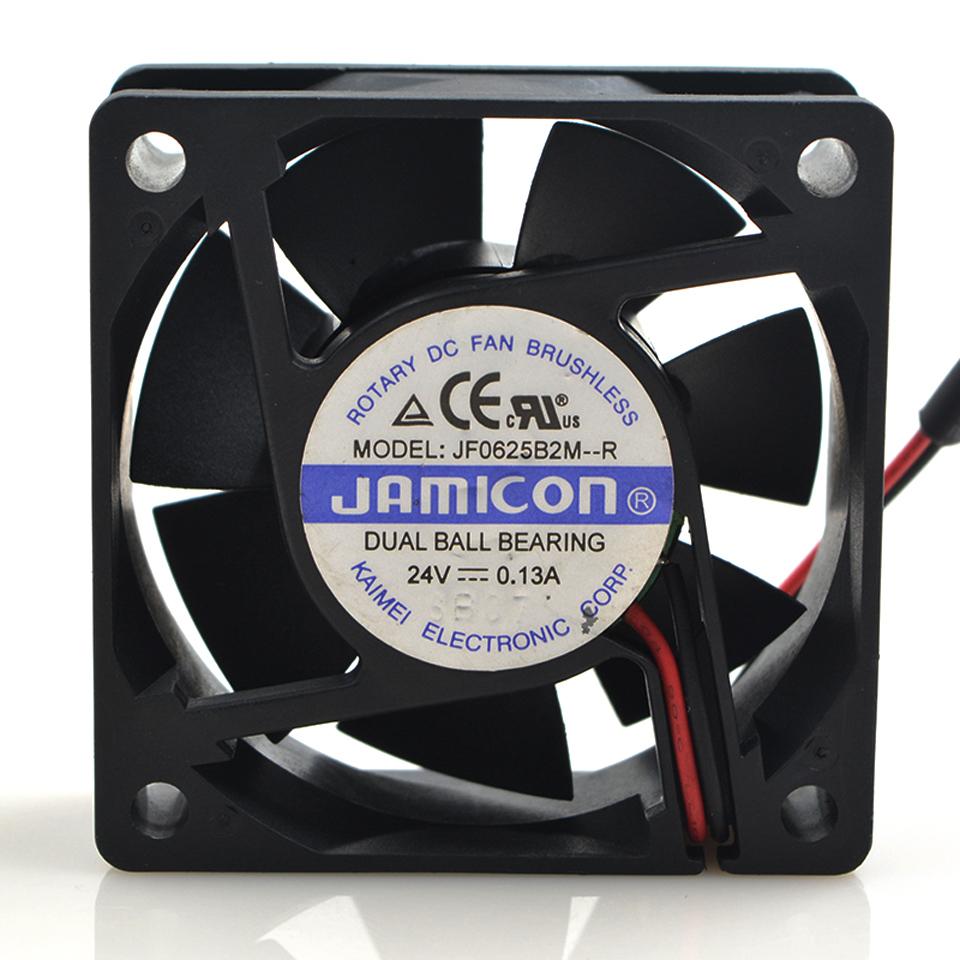 KD2408PTS3-6 Original FOR SUNON Built DC24V Axial Flow Fan Cooling Fan 8025 Radiator