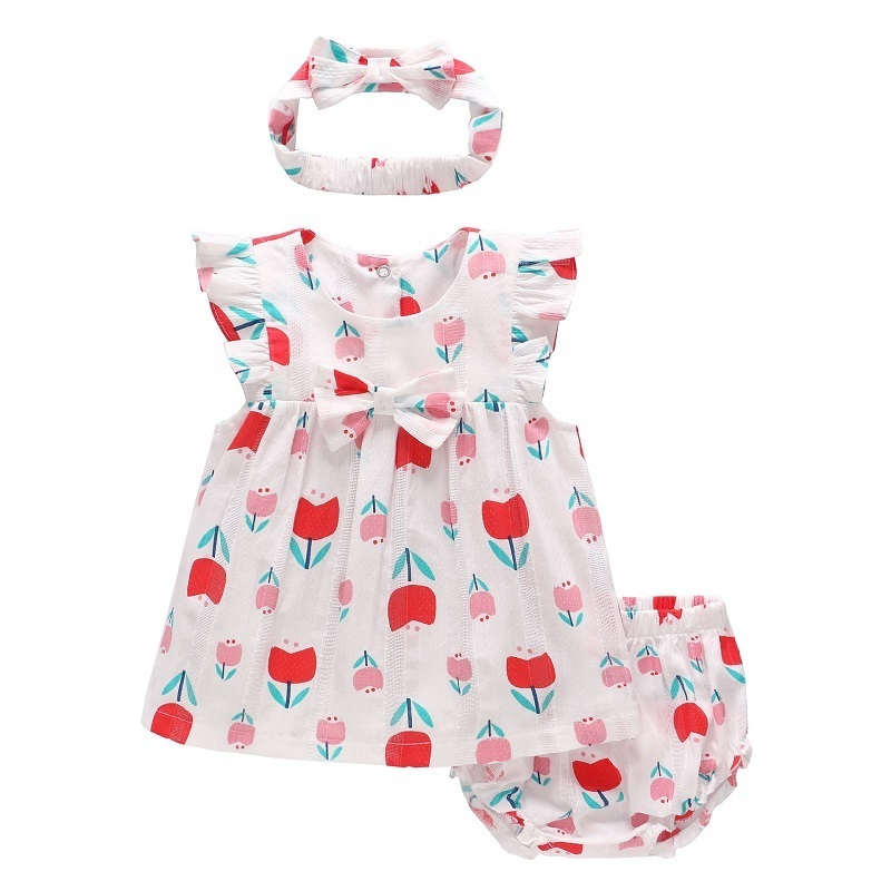 Girl dress set