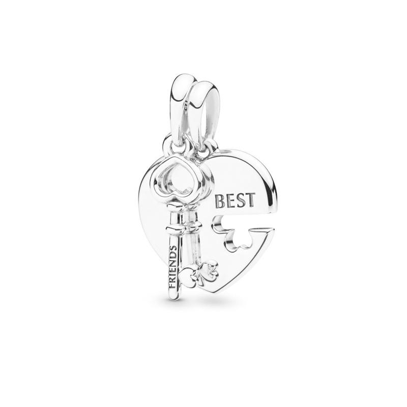 Pandora Best Friend Charm Distributeurs En Gros En Ligne Pandora Best Friend Charm A Vendre Dhgate Com