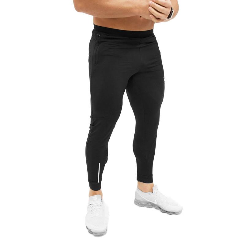 Tight Men Pants Fitness Gym Sweatpants (12)