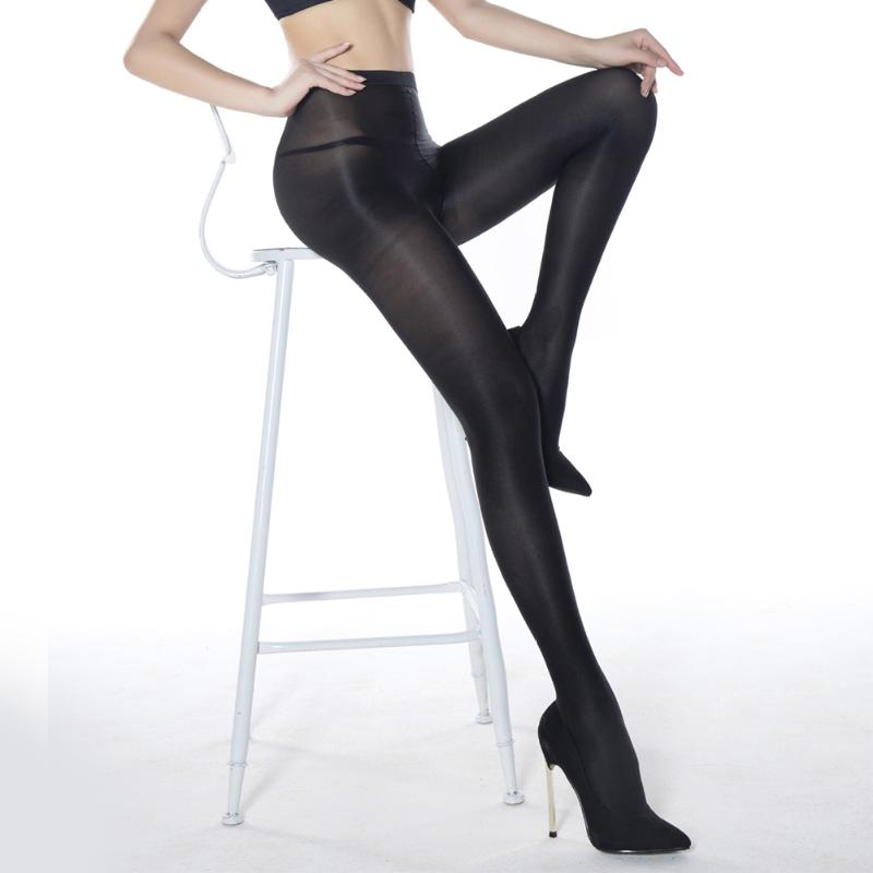 Lady Satin Touch 8D 70D Tights High Gloss Shine Pantyhose Dancing Shaping Crotch