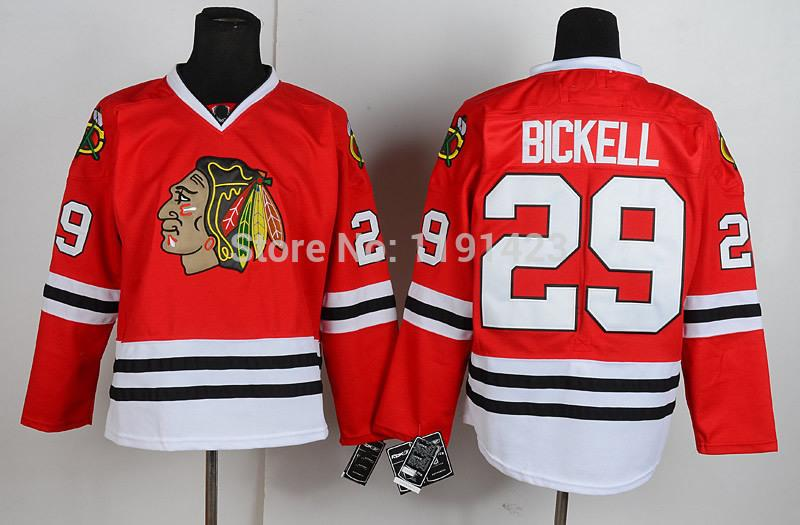 8-Men\`s Chicago Blackhawks Hockey Jerseys #29 Bryan Bickell Jersey Home Red Road White Third Black Cheap Stitched Jerseys China_1.jpg