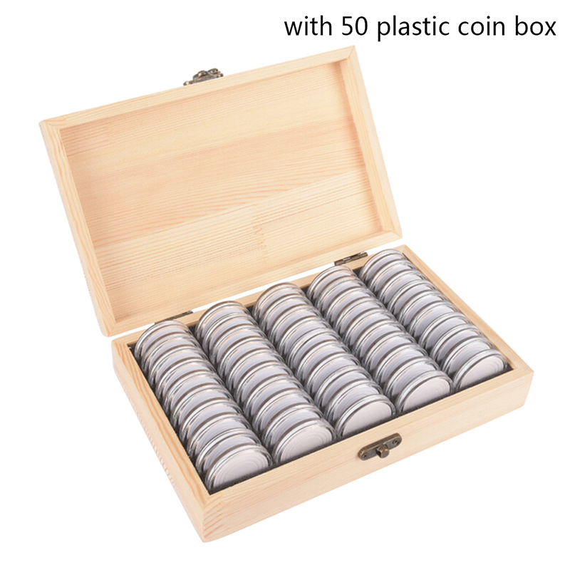 Vintage Natural Wooden Art Wooden Box Packing Box Craft Jewelry Box Case Wedding Gift Home For Underwear Scarf Clothing