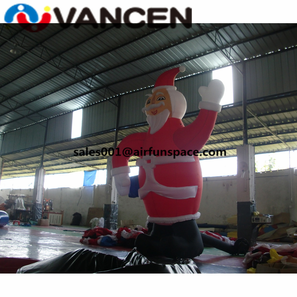 inflatable christmas decoration17