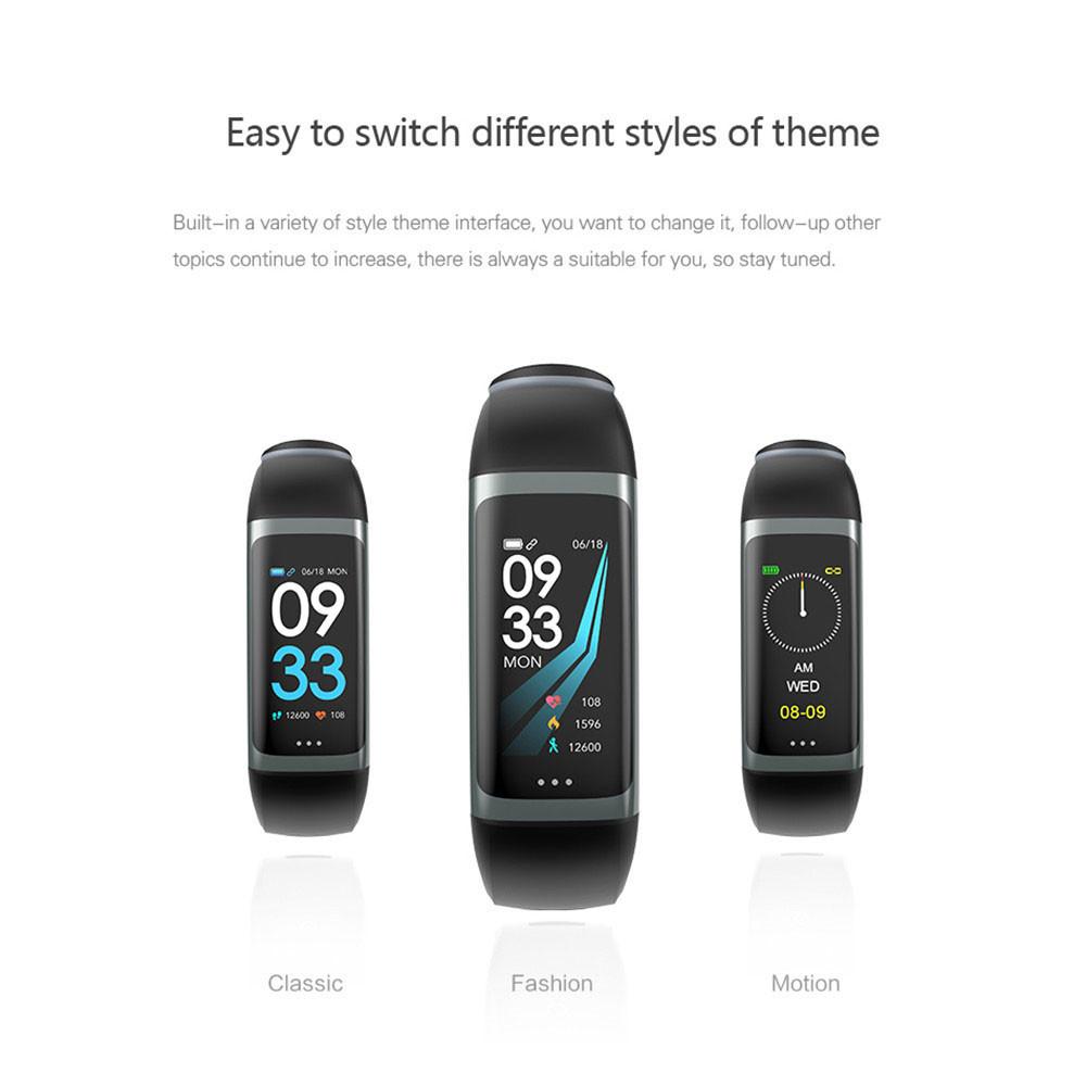 smart watch wristband health heart rate xiaomi mi band 3 (9)