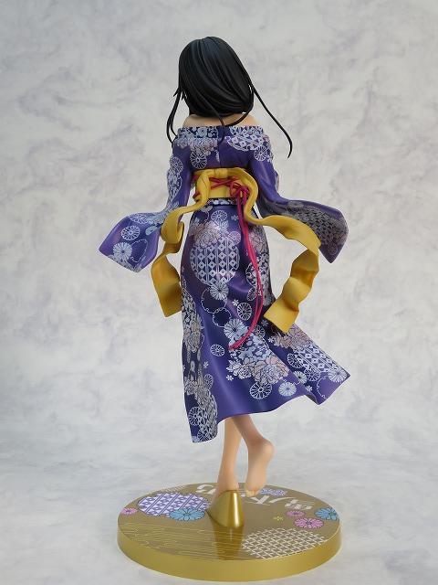 Yukinoshita Yukino anime model figure My youth romantic comedy is wrong as I expected kimono Ver. sexy dolls figurine (1)