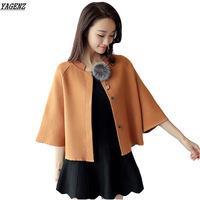 YAGENZ-2017-Spring-Autumn-Knit-Coat-Female-Cardigan-Sweater-Korean-Version-Short-Loose-Cloak-Bat-Sleeves.jpg_200x200