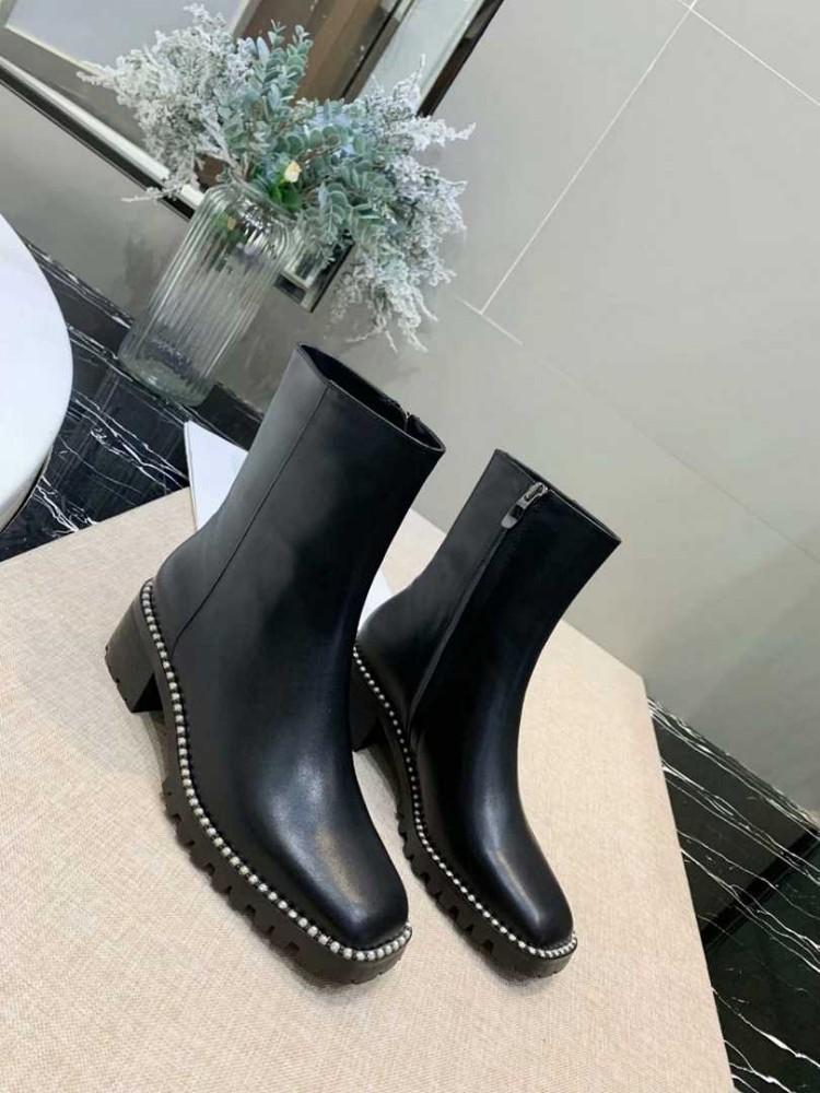 Chaussures En Du Cheville Qualité De101 Noir Style Baskets Casual Haute Acheter Mocassins Cuir Haut De Designer Bottes Coréen 42 Luxe De Femmes DHE9IbeW2Y