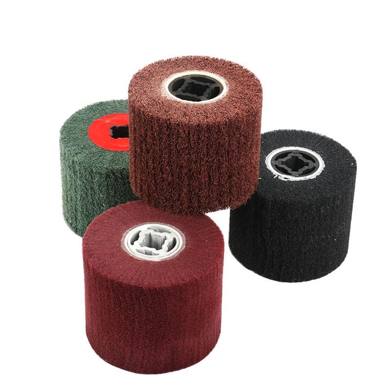 90 piezas de accesorios de rueda de pulido de lana duraderos y reutilizables para pulir para moler