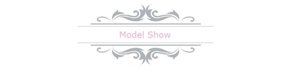medel show
