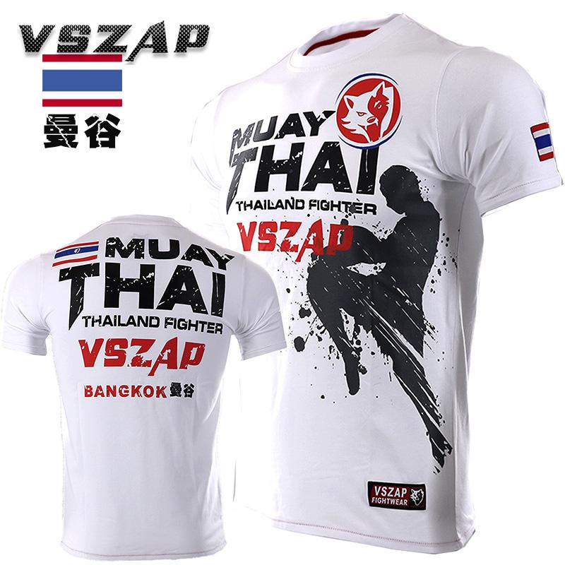 Boxing Heartbeat Tee Shirt Short Sleeve Shirts