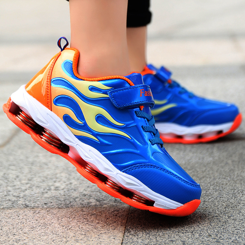 Kids-Casual-Shoes-Outdoor-Sports-Running-Walking-School-Shoes-Tenis-Trainers-Girls-Boys-Breathable-Sneakers-Shock
