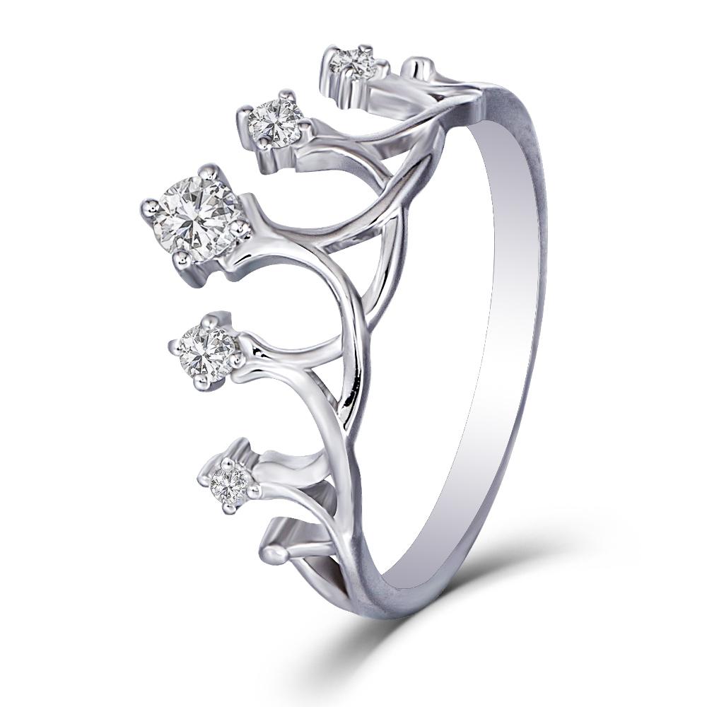 crown moissanite ring (2)