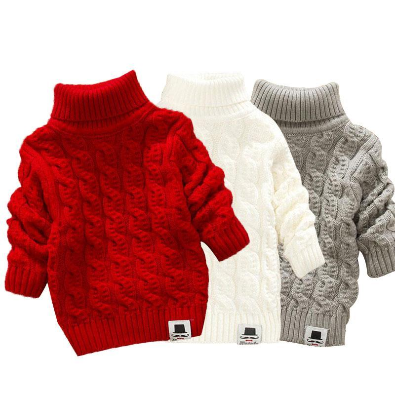 Toddler Baby Girl Candy Ball Pullover Cotton Infant Knit Sweater