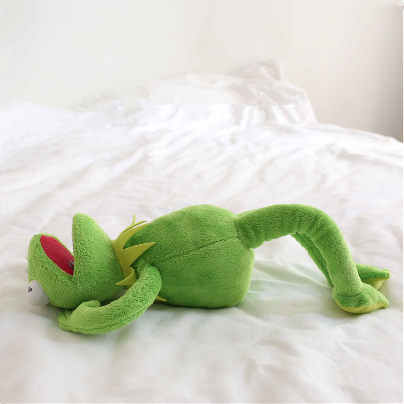 Hot-Sale-40cm-Kermit-Plush-Toys-Sesame-Street-frogs-Doll-Stuffed-Animal-Kermit-Toy-Drop-shipping (4)
