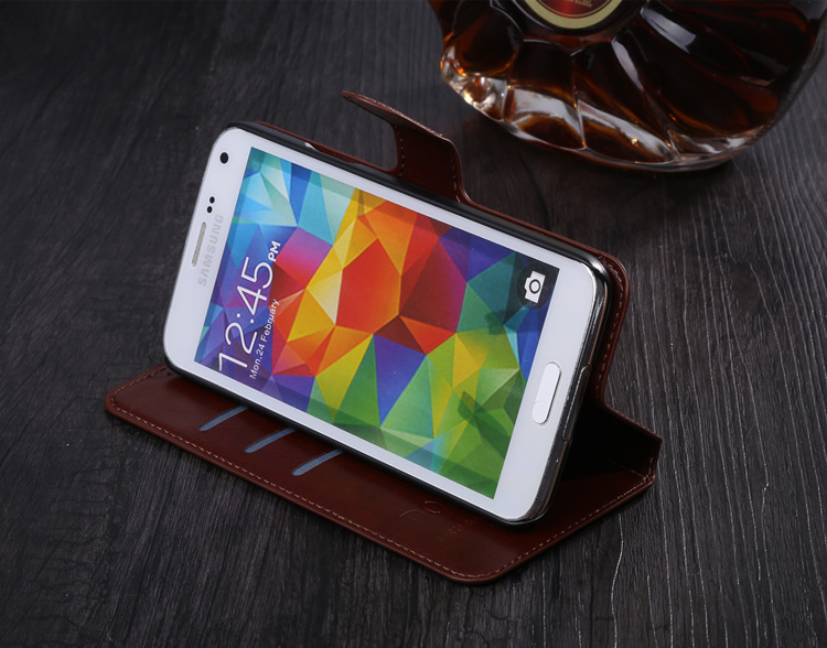 Luxury Case Flip Wallet Leather Cover Phone Case