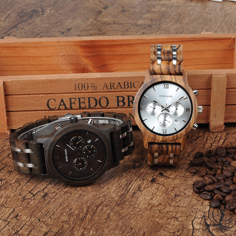 wooden watch for men BOBO BIRD BRAND watches (72)