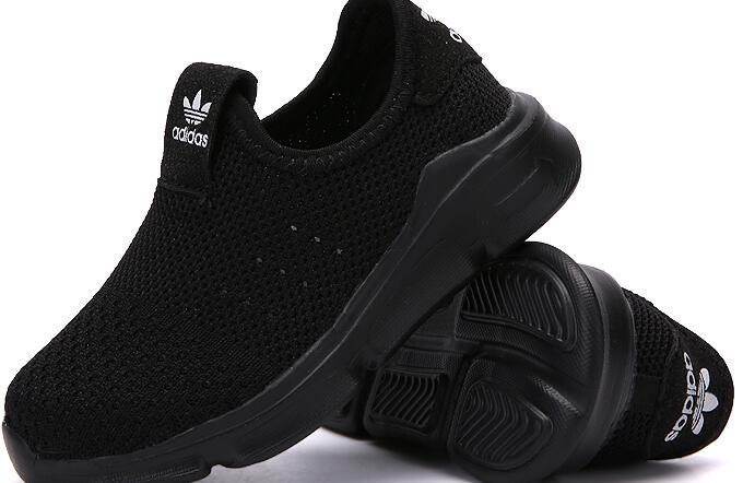 GAOKAY Boys Hiking Shoes Athletic Sport Running Sneakers Kids Casual Waterproof Outdoor Strap Shoe Blue