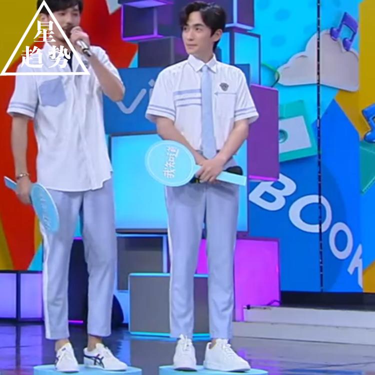 Jolly2019 Profesor Ju Zhu One Loong Shoes. Zapatos blancos pequeños Pimqueen puro Parte inferior gruesa Hombres y mujeres de cuero genuino Shenwei Town Soul