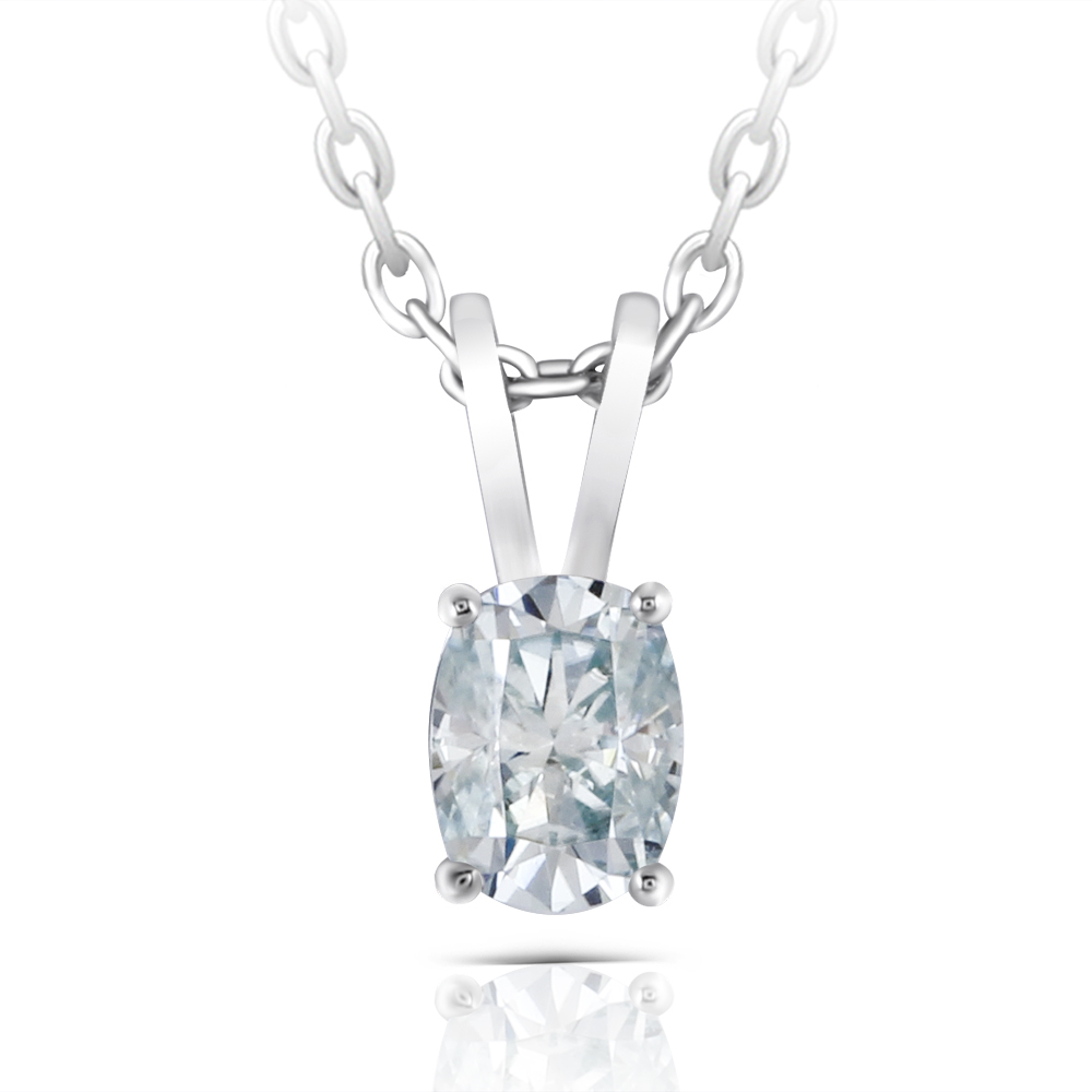 moissanite pendant necklace (1)