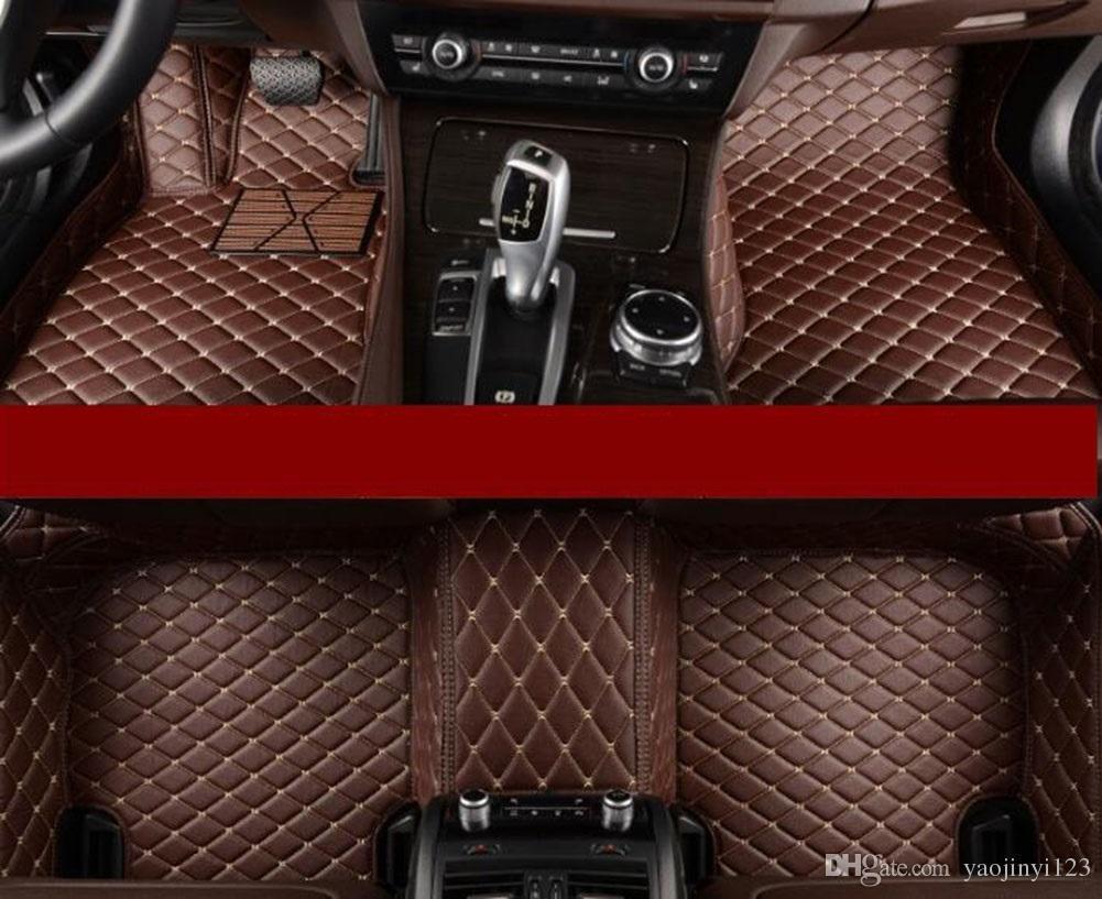 For Fit Mercedes Benz E-class W213 2017-2018 Car Floor mats Non toxic inodorous