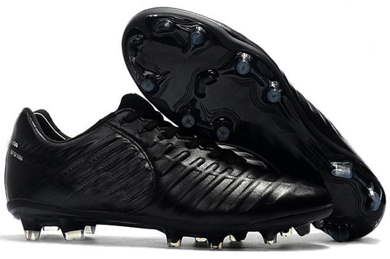 New Arrival Tiempo VII Legend FG 7 CR7 Boots for High quality White Black Orange Red Green Men Women Football Soccer Shoes Size 36-45