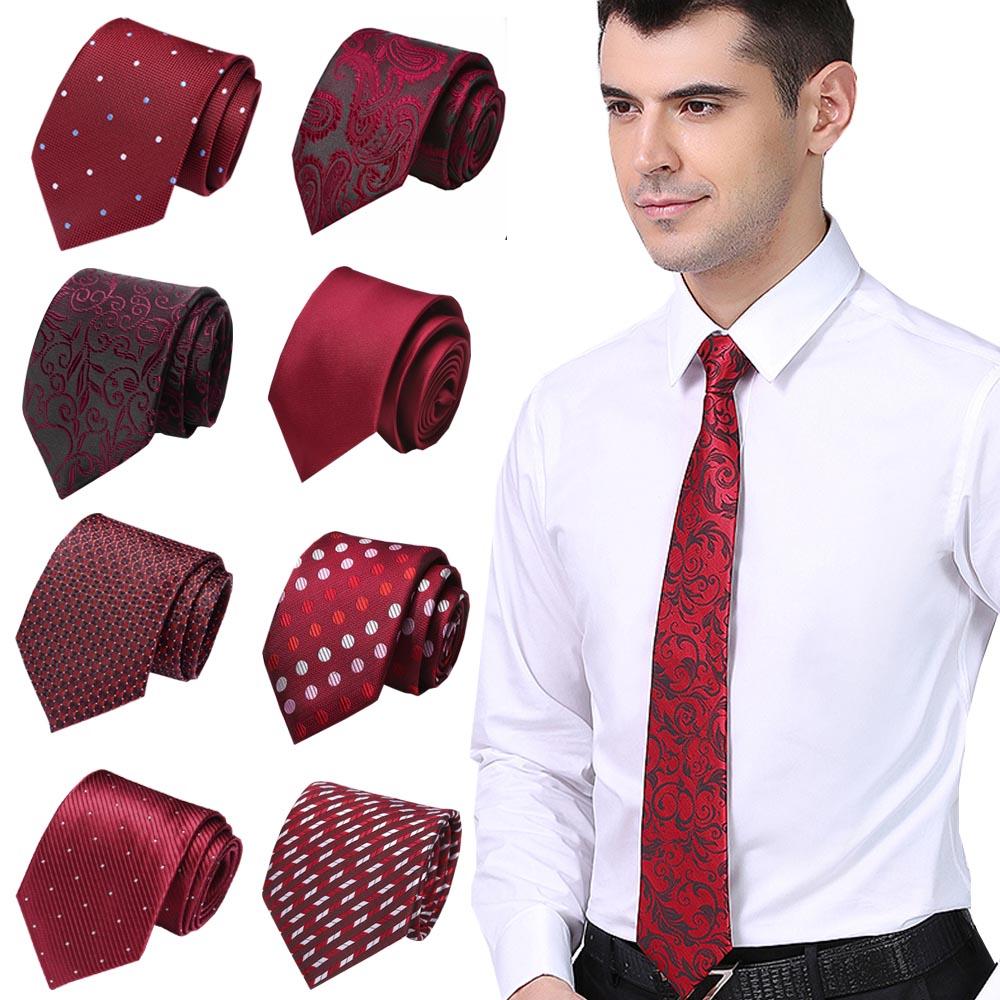 Les Hommes Cravates Minces Minces Coton Floral Costume Cravate Beau Cadeau