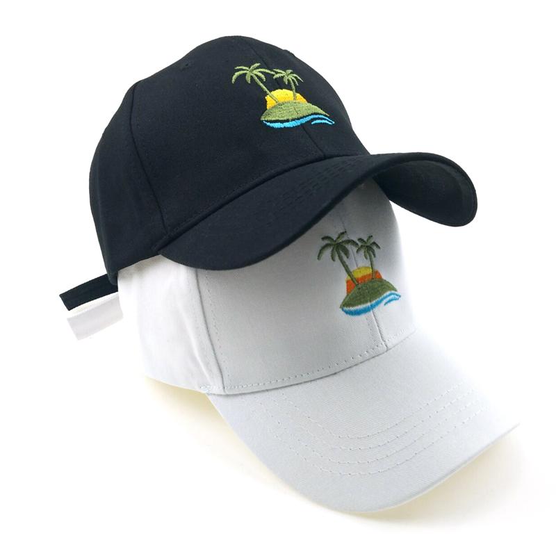 Summer Ocean Beach Starfish Conch Classic Baseball Cap Men Women Dad Hat Twill Adjustable Size Black