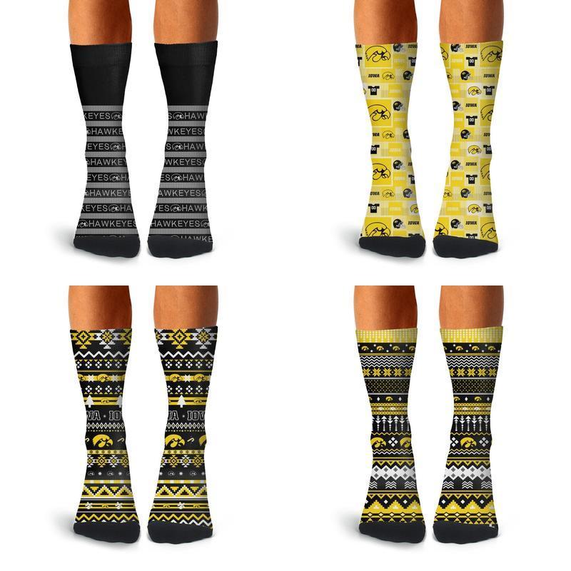 Women Crew Socks Thigh High Knee Hawk Long Tube Dress Legging Sport Compression Stocking