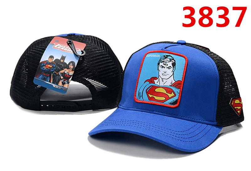 Superhero Deadpool Hat Hip Hop Cap Unisex Adjustable Baseball Hats Trucker Caps