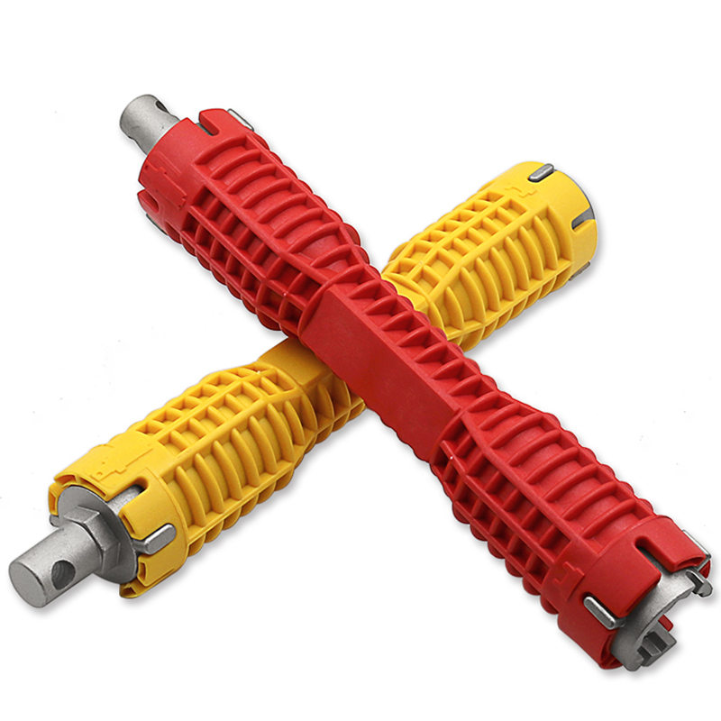 Filtre /à huile cl/és universel outils de syst/ème dhuile 3/cl/és /à m/âchoire r/églable Remover durable et pratique Outil de d/émontage de filtre /à huile