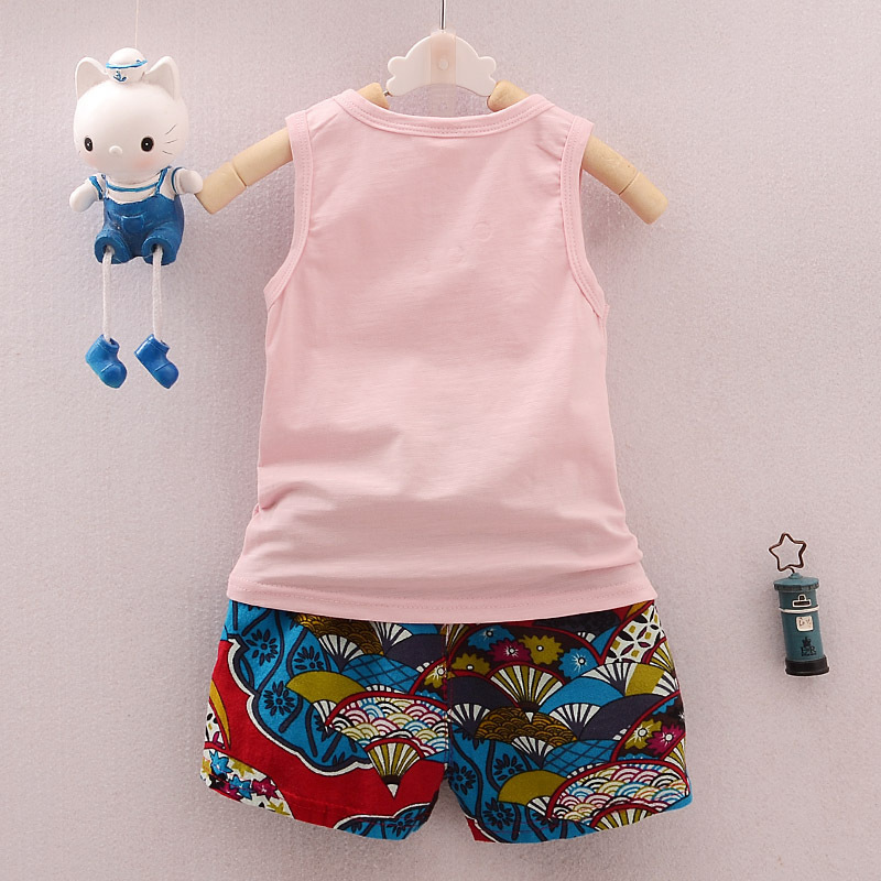 BibiCola-2017-Summer-Baby-Boy-Clothing-Set-Sleeveless-Top-Vest-Shorts-pants-Kid-Clothing-Sets-Children (8)