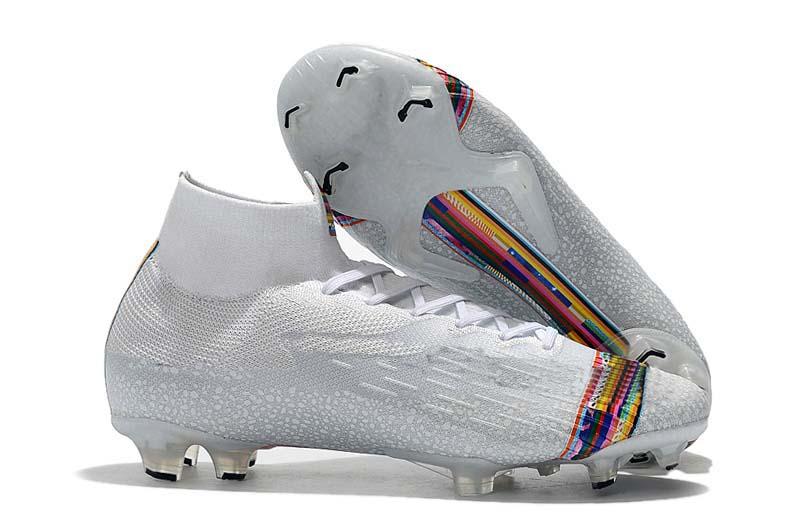 rainbow football boots uk