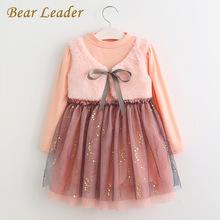 Bear-Leader-Girl-Dress-2016-New-Summer-Casual-Style-Cartoon-Kitten-Printed-T-Shirts-Net-Veil.jpg_220x220
