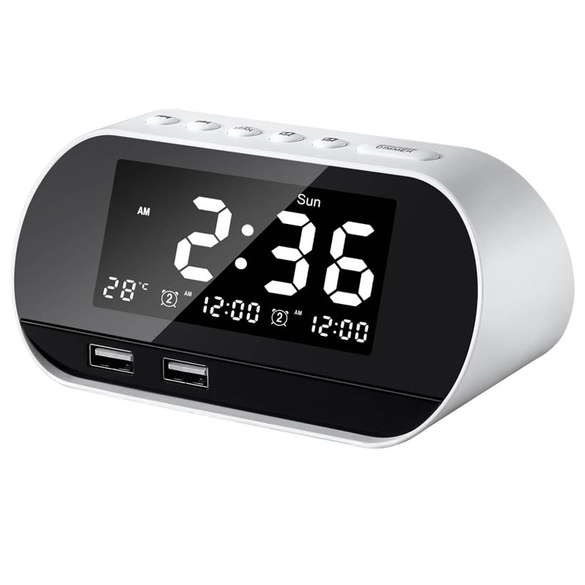 Wholesale Clock Radios For Bedroom Buy Cheap In Bulk From China Suppliers With Coupon Dhgate Com