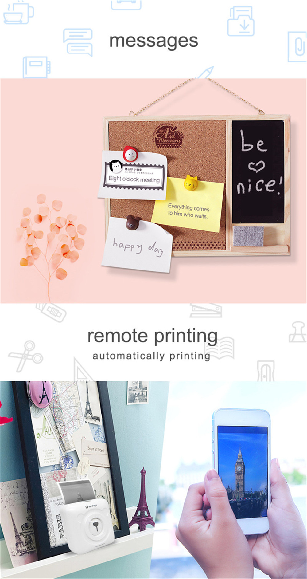 GOOJPRT peripage photo printers (6)