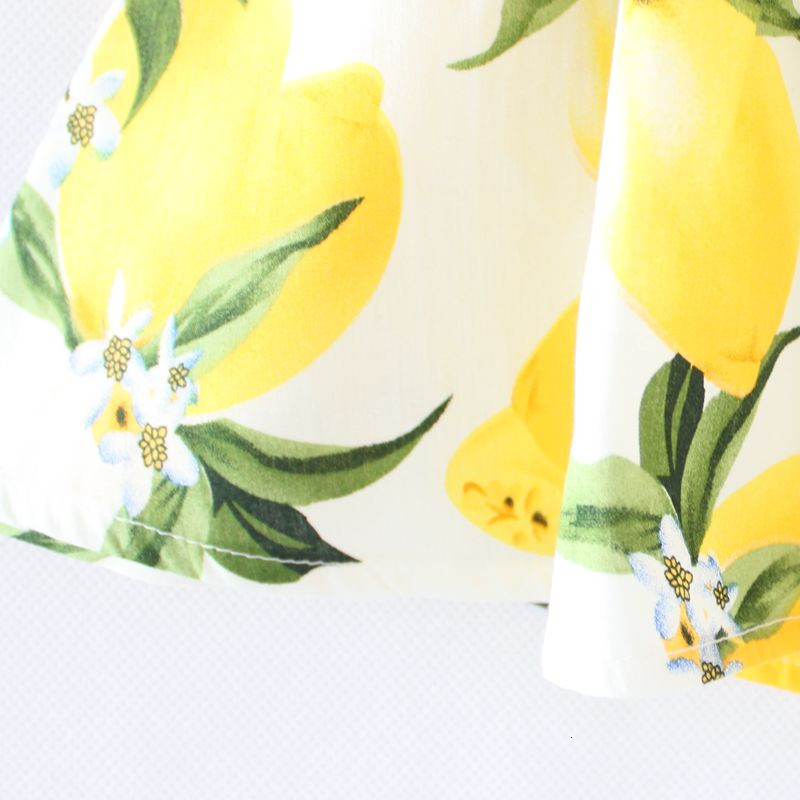 shijcc142 DG new print lemon baby girls backless dress-6