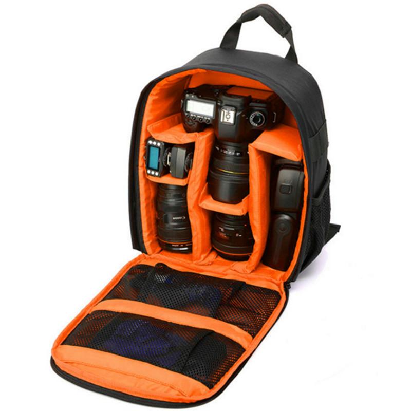 Multi-functional Camera Backpack Video Digital DSLR Bag Waterproof Outdoor Camera Photo Bag Case for Nikon for CanonDSLR (8)